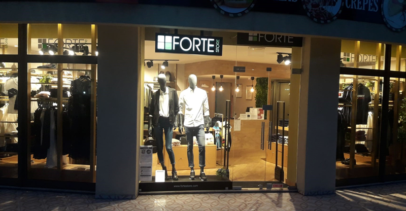 Forte Store - Valença